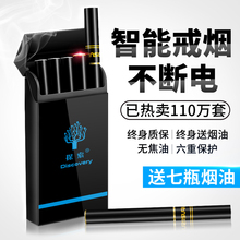 Monthly 50 thousand electronic cigarette smoking cessation device 2018
