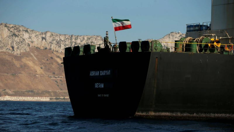 """美国全球堵截伊朗""""达里亚1号""""油轮,紧张局势一触即发!"""
