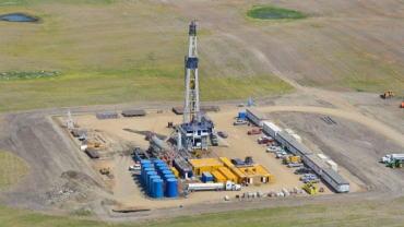 巴肯盆地蓬勃发展,北达科他州的油气产量创纪录