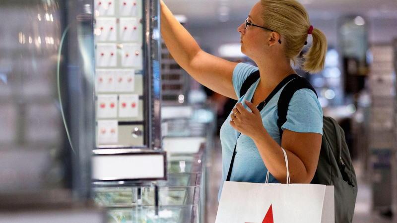 美国4月份的核心消费者价格指数(CPI)录得史以来最大跌幅