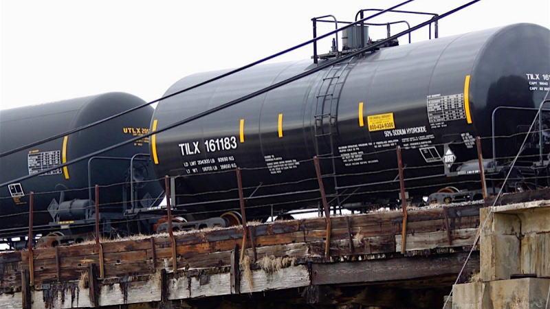 铁路原油出口增加推动加拿大原油库存降至两年来最低水平,但前景并不乐观