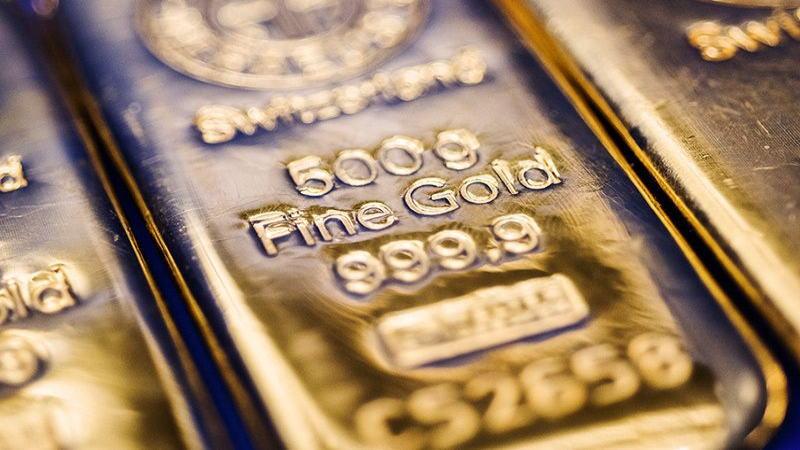 美元跌破近期盘整区间底部,巴菲特的投资组合纳入黄金类资产,金价强势反弹,收复2000美元大关