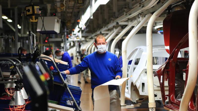 受到新冠肺炎疫情打击,德国的就业核心指标跌至历史最低水平