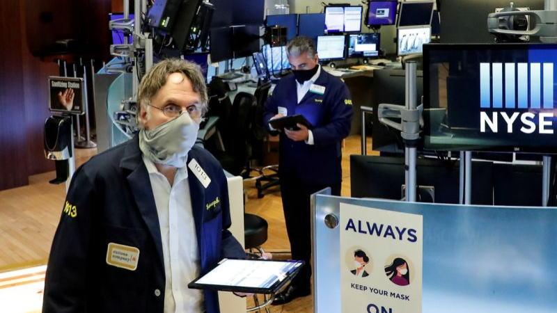 新病例激增,中美紧张局势升级之际,市场头悬四支达摩克利斯之剑,股票重仓者胆战心惊,主要股指分别发展