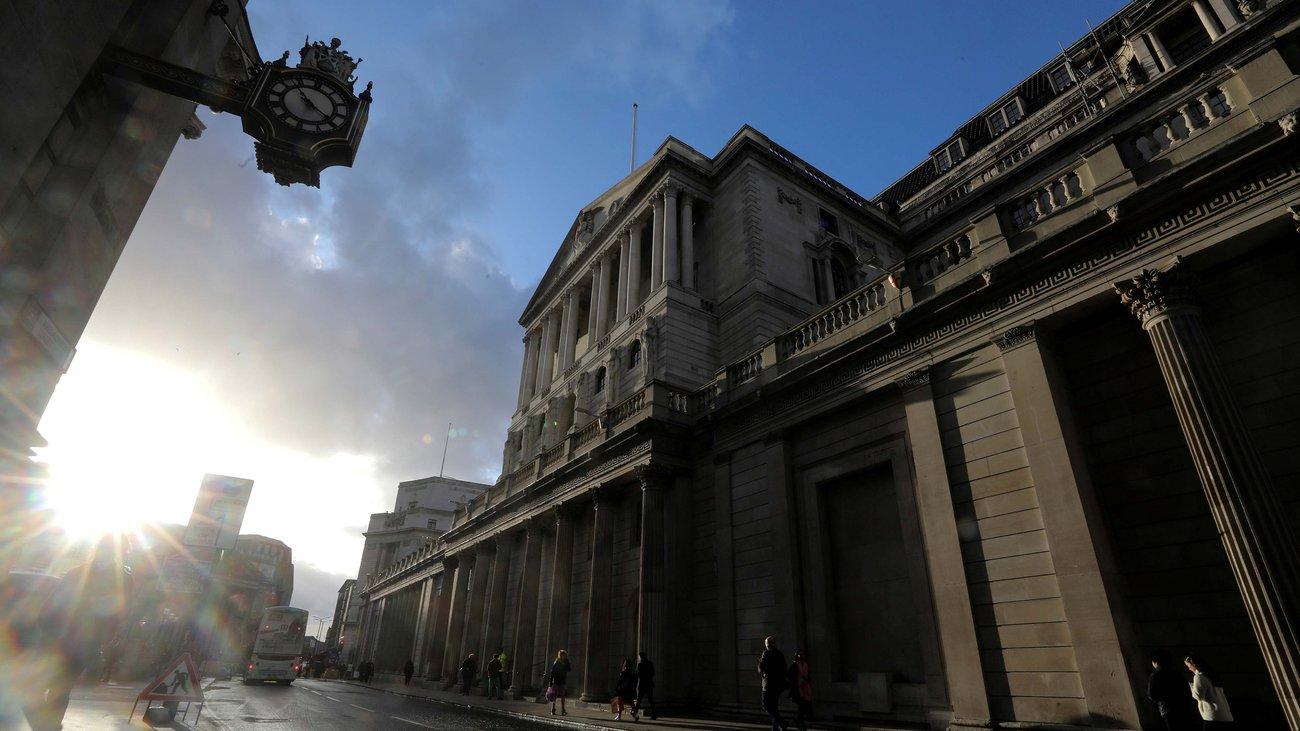英格兰银行预计英国今年GDP将大幅萎缩14%,是1706年以来最严重的经济衰退