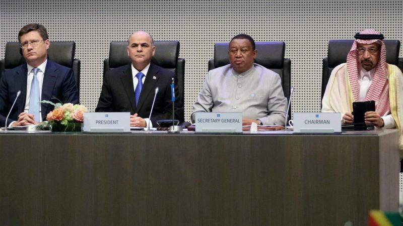OPEC+联盟决定延长减产协议至2020年3月,以支持油价