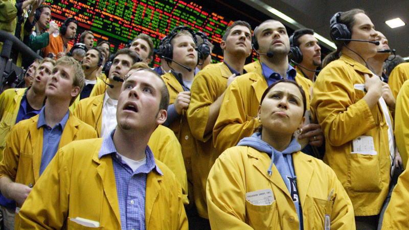 野村证券的专家解释了周四美国股市崩盘的原因:又一个民斯基时刻