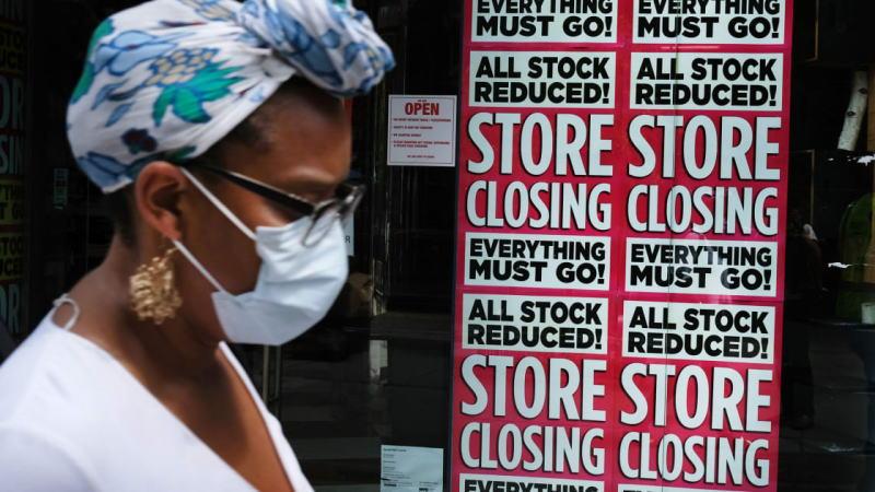 美国初请失业金人数连续3周下降,但该指标与续请失业金人数的降幅已显著下滑。随着疫情形势恶化,纾困措施未出台,劳动力市场复苏势头将继续放缓