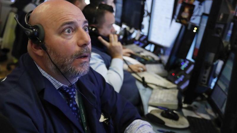 冠状病毒疫情肆虐股市,极端抛售可能才刚刚开始