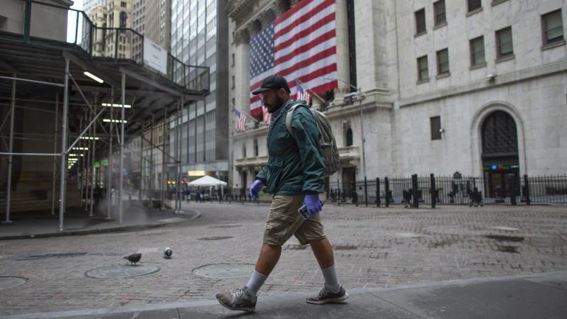经济崩溃之际股市正在大幅反弹,这似乎很疯狂但也很合理