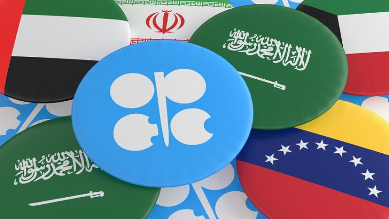 OPEC+可能在JMCC会议后召开紧急会议,可能将减产扩大100万桶/天,以提振油价