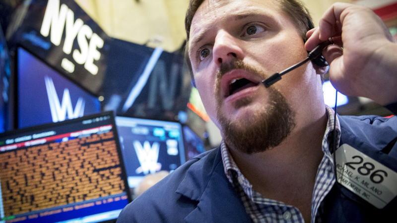 彭博调查:为什么说美国股市可能会从现在的水平开始下滑?