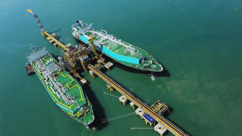 道达尔收购东芝的美国资产提升在北美LNG市场的地位
