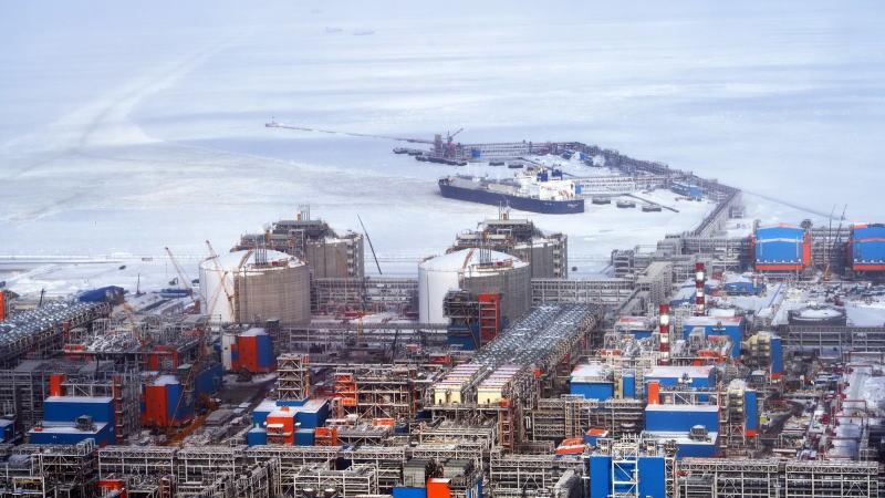 诺瓦泰克:预计到2030年公司LNG产能为7000万吨/年