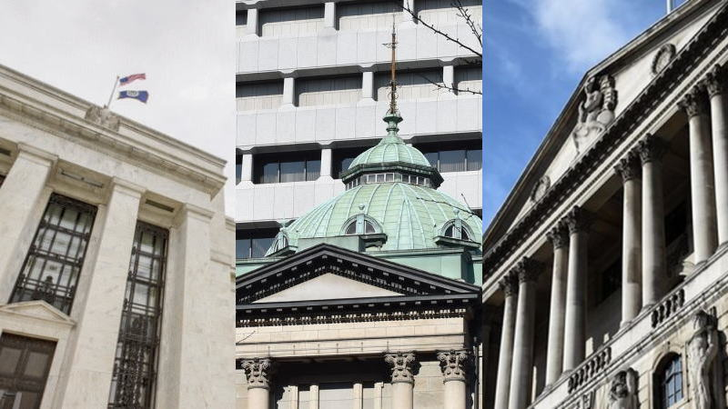 外汇日报:三大央行政策决议导致本币剧烈波动,但并未改变基本趋势方向,临近周末汇市交投氛围转向谨慎