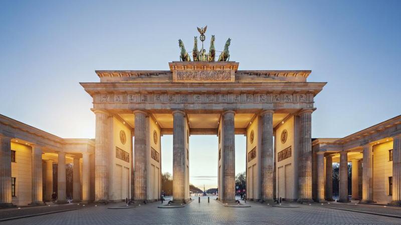 德国第一季度GDP下降了2.2%,为金融危机以来最大的收缩