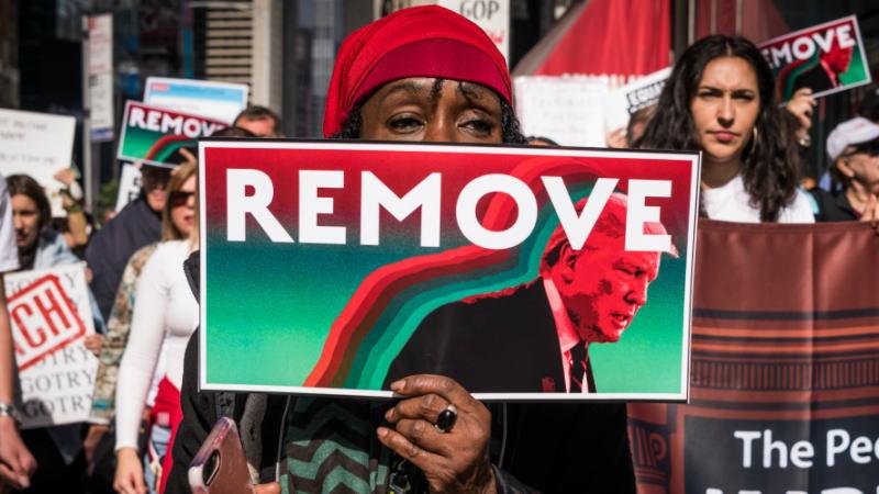 特朗普说,如果他被弹劾市场将崩溃?实际上,如果他被弹劾市场将会飙升!