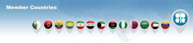 欧佩克并不能控制国际石油市场,因其成员国的石油、天然气产量分别只占世界石油、天然气总产量的40%和14%。但是,欧佩克成员国出口的石油占世界石油贸易量的60%,对国际石油市场具有很强的影响力,特别是当其决定减少或增加石油产量时。欧佩克旨在保持石油市场的稳定与繁荣,并致力于向消费者提供价格合理的稳定的石油供应,兼顾石油生产国与消费国双方的利益。欧佩克通过自愿减少石油产量,或在市场供应不足时增加石油产量的方法来达成上述目标。例如,1990 年海湾危机期间,欧佩克大幅度增加了石油产量,以弥补伊拉克遭经济制裁后石油市场上出现的每天300万桶的缺口