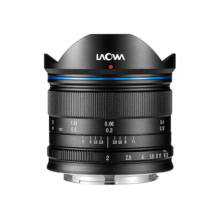 LAOWA old frog 7.5mmF2 ultra wide-angle full-frame lens OBA ...