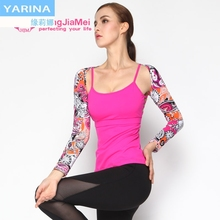 Yarina professional yoga suit, shawl, air conditioning, warm exercise, fitness dance, sweat absorption, sexy yoga practice