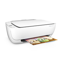 HP 3636 mobile phone wireless WiFi color small inkjet copy scanning printer one machine office