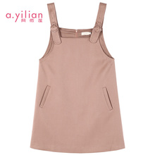 New all-around casual, sweet and fashionable Strapless skirt of aylian 2019 winter 184584a183