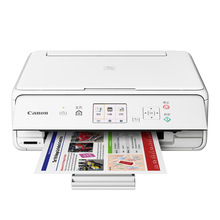 Canon ts5080 color ink-jet photo home office student wireless WiFi mobile printer copy scanning three in one small multi-functional LCD integrated machine A4
