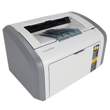 HP 1020 plus black and white laser printer A4 home office small certificate printer