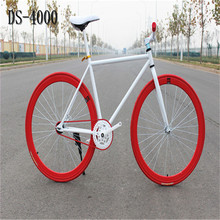 2426 inch inverted brake color male and female adult style road retro fluorescent mountain bike