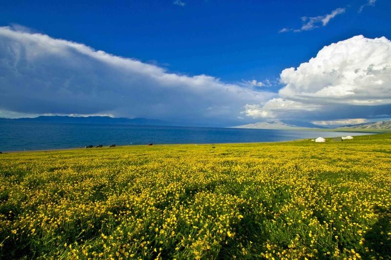 赛里木湖风景名胜区