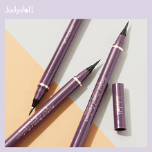 Judydoll orange water fast dry eye liner, pen very thin inner liner, anti sweat, anti oil, smooth, no dizzy, easy to unload.