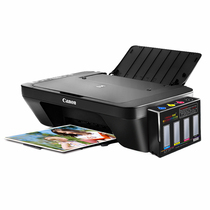 Canon mg2580s color ink-jet printer can add ink printer, household small office scanning, typing, printing and duplicating all in one machine photo A4 convenient student assignment paper three in one
