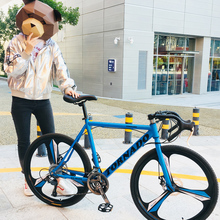 Curved handle dead flying bicycle male and female sports car students speed changing dead flying solid flying bicycle
