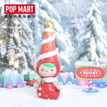 Return refund is not supported in popmart's Christmas Collection