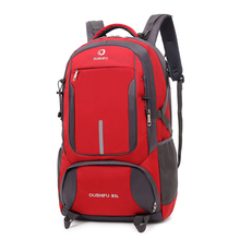 Large capacity backpack, men's backpack, women's backpack, working travel, large luggage bag, outdoor leisure travel, mountaineering backpack