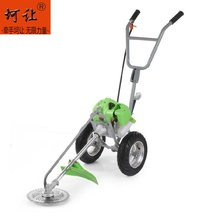~Small hand bulldozer gearbox gasoline weeding shed soil turning rotary cultivator gearbox micro cultivator.