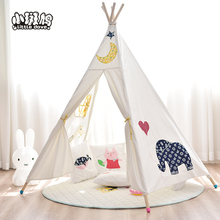 Little turtle children's tent Game House Princess Room indoor girls' bed ins Indian baby toy house