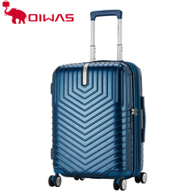 OIWAS / OIWAS solid business suitcase large size 24 inch men's Trolley Case women's 20 inch suitcase