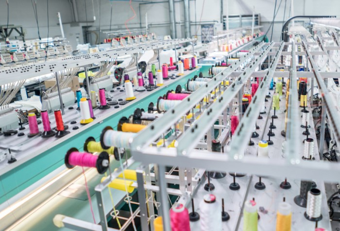 clothing manufacturing