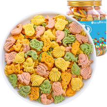 Nutrition high calcium animal letter biscuit no saccharin fat whole wheat meal for pregnant women, children, health low zero food