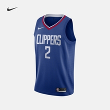 Nike Nike official Los Angeles Clippers (page George) SW NBA men's Jersey 864481