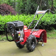 Four wheel drive rotary cultivator gasoline micro cultivator diesel scarifier agricultural cultivator