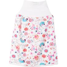 Diaper skirt, baby bag, anti diaper bed, waterproof washing device, toilet cloth, diaper pants, such as baby training, children's pure cotton, anti leakage