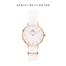 DanielWellington Dw Daniel Wellington часы женщина 28mm белые фактурные ины ветров женских форм