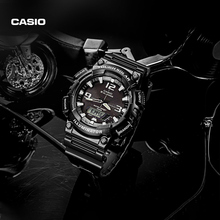 Casio flagship store official website aq-s810w / s810wc sports waterproof small red watch for men red watch for men