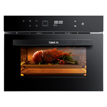Casdon / Kaidu sr60b-td embedded electric steaming oven two in one household steaming and baking machine