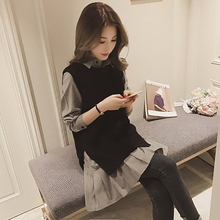 2019 new women's clothing: early autumn, high cold, mature, elegant, two-piece suit, skirt, fashionable women, autumn and winter
