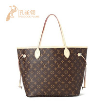 Louis Vuitton / Louis Vuitton 2019 new early spring LV classic old flower mother and child bag m41177