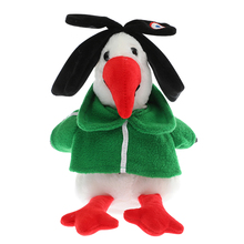 Chinese Restaurant 2 net red rereading cockatoo doll cartoon dialogue recording trembling sound the same learning to talk toy puppet