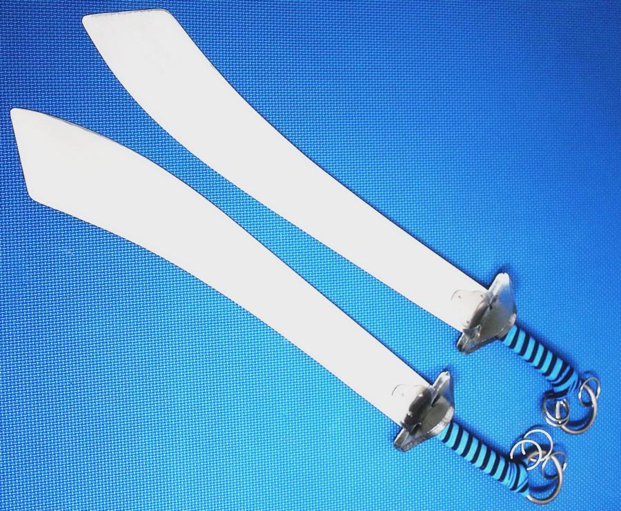 表演比赛双刀铝合金训练对练直销器材武术厂家器械规定未开刃